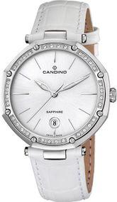 Candino Elegance C4526/5 Damenarmbanduhr Mit Kristallsteinen