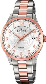 Candino Classic Timeless C4609/1 Herrenarmbanduhr Swiss Made