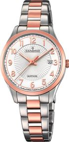 Candino Classic Timeless C4610/1 Damenarmbanduhr Swiss Made