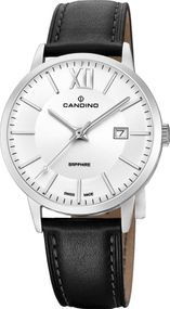 Candino Classic Timeless C4618/3 Herrenarmbanduhr Swiss Made