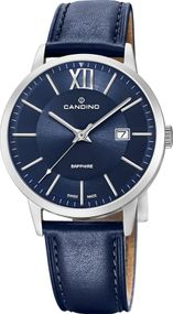 Candino Classic Timeless C4618/4 Herrenarmbanduhr Swiss Made