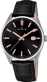 Candino Classic Timeless C4622/4 Herrenarmbanduhr Swiss Made