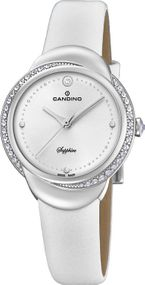 Candino Elegance Flair C4623/1 Damenarmbanduhr Swiss Made