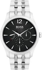Boss COMMANDER CLASSIC 1513493 Herrenarmbanduhr Klassisch schlicht