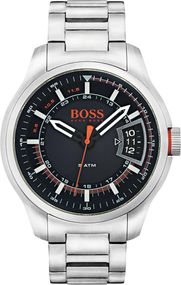 Boss Orange HONG KONG 1550004 Herrenarmbanduhr Massiv gearbeitet