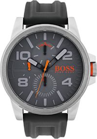 Hugo Boss Orange DETROIT 1550007 Herrenarmbanduhr Massiv gearbeitet