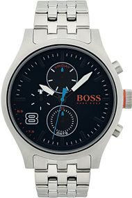 Boss Orange AMSTERDAM 1550023 Herrenchronograph Massiv gearbeitet