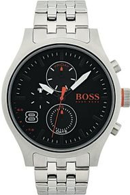 Boss Orange AMSTERDAM 1550024 Herrenchronograph Massiv gearbeitet