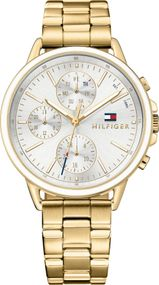 Tommy Hilfiger Casual Sport 1781786 Damenarmbanduhr Design Highlight