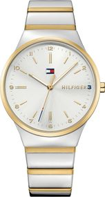 Tommy Hilfiger Sophisticated Sport 1781800 Damenarmbanduhr Design Highlight