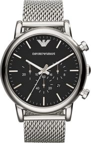 Emporio Armani Chronograph AR1808 Herrenchronograph Design Highlight