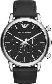 Emporio Armani Chronograph AR1828 Herrenchronograph Design Highlight