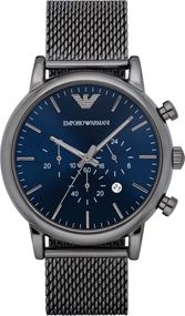 Emporio Armani Chronograph AR1979 Herrenchronograph Design Highlight