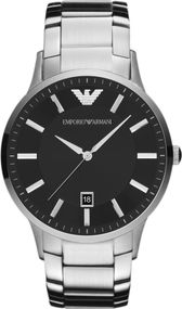 Emporio Armani Herrenarmbanduhr AR2457 Herrenarmbanduhr Design Highlight