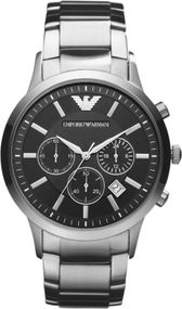 Emporio Armani Chronograph AR2434 Herrenchronograph Design Highlight