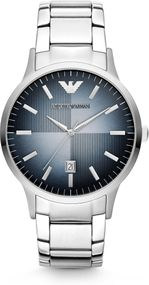 Emporio Armani 3 ZEIGER DATUM AR2472 Herrenarmbanduhr Design Highlight