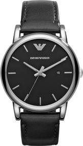 Emporio Armani 3 ZEIGER AR1692 Herrenarmbanduhr Design Highlight