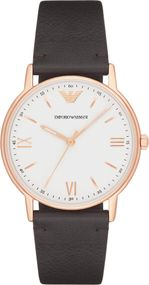 Emporio Armani 3 ZEIGER AR11011 Herrenarmbanduhr Design Highlight