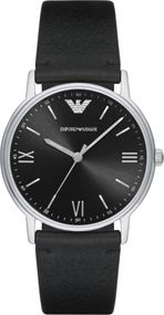 Emporio Armani 3 ZEIGER AR11013 Herrenarmbanduhr Design Highlight