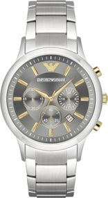 Emporio Armani Chronograph AR11047 Herrenchronograph Design Highlight