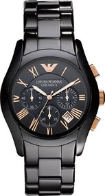 Emporio Armani Chronograph AR1410 Herrenchronograph Design Highlight