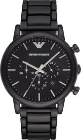 Emporio Armani Chronograph AR1895 Herrenchronograph Design Highlight