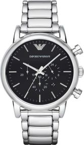 Emporio Armani Chronograph AR1894 Herrenchronograph Design Highlight