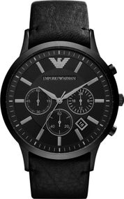 Emporio Armani Chronograph AR2461 Herrenchronograph Design Highlight