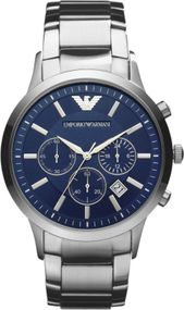 Emporio Armani Chronograph AR2448 Herrenchronograph Design Highlight