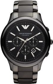 Emporio Armani Chronograph AR1451 Herrenchronograph Design Highlight