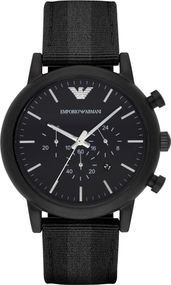 Emporio Armani Chronograph AR1948 Herrenchronograph Design Highlight