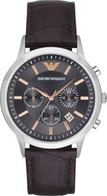 Emporio Armani Chronograph AR2513 Herrenchronograph Design Highlight