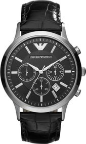 Emporio Armani Chronograph AR2447 Herrenchronograph Design Highlight