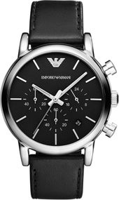 Emporio Armani Chronograph AR1733 Herrenchronograph Design Highlight