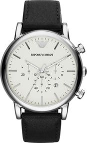 Emporio Armani Chronograph AR1807 Herrenchronograph Design Highlight