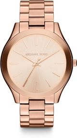 Michael Kors SLIM RUNWAY MK3197 Damenarmbanduhr Design Highlight