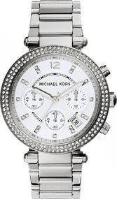 Michael Kors PARKER MK5353 Damenchronograph Mit Zirkonen