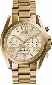 Michael Kors BRADSHAW MK5605 Damenarmbanduhr Design Highlight