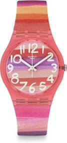 Swatch ASTILBE GP140 Unisexuhr Design Highlight