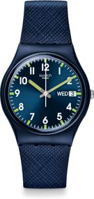 Swatch SIR BLUE GN718 Unisexuhr Design Highlight