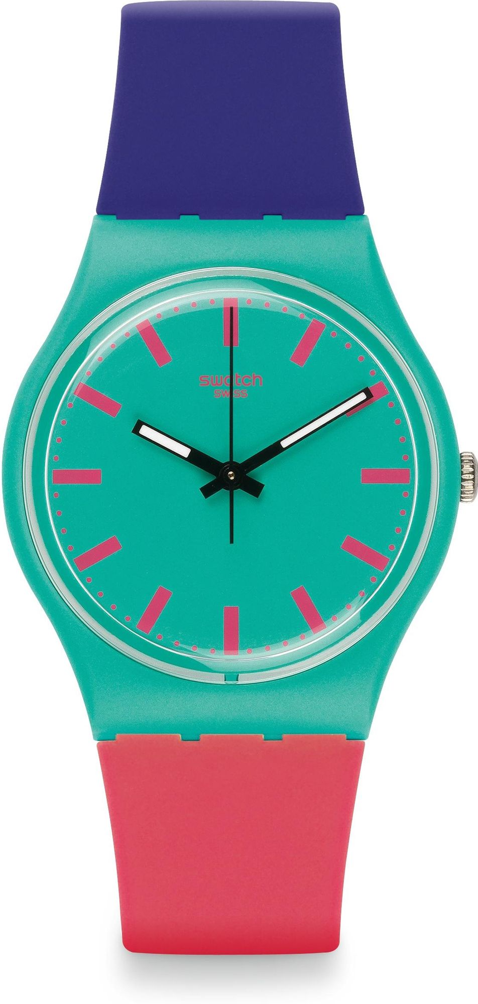 Swatch Shunbukin Gg215 Unisexuhr Highlight Design BCoQdxWre