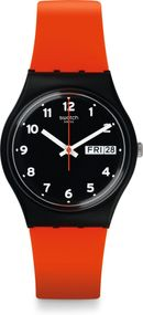 Swatch RED GRIN GB754 Unisexuhr Design Highlight