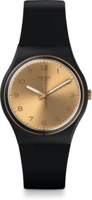 Swatch GOLDEN FRIEND TOO GB288 Unisexuhr Design Highlight