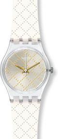 Swatch MATERASSINO LK365 Damenarmbanduhr Design Highlight
