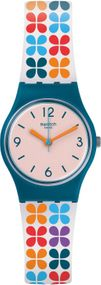 Swatch PASEO DE GRACIA LN151 Unisexuhr Design Highlight