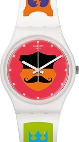Swatch GRAPHISTYLE GW179 Unisexuhr Design Highlight