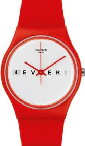 Swatch 4EVERFEVER GR404 Unisexuhr Design Highlight