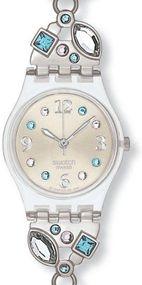 Swatch MENTHOL TONE LK292G Damenarmbanduhr Design Highlight