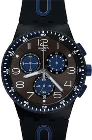 Swatch KAICCO SUSB406 Herrenchronograph Design Highlight