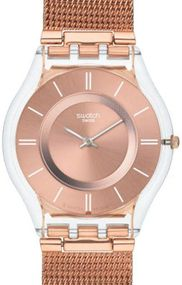 Swatch HELLO DARLING SFP115M Damenarmbanduhr Swiss Made